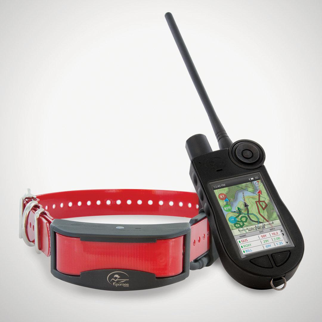 SportDog Kit Tek 2.0 Palmare + Colare GPS - CANICOM