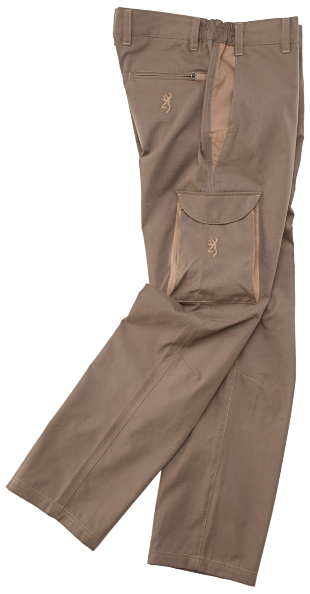 Pantalone - SAVANNAH RIPSTOP KHAKI - BROWNING