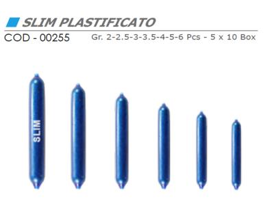 Piombo SLIM PLASTIFICATO - VINCENT