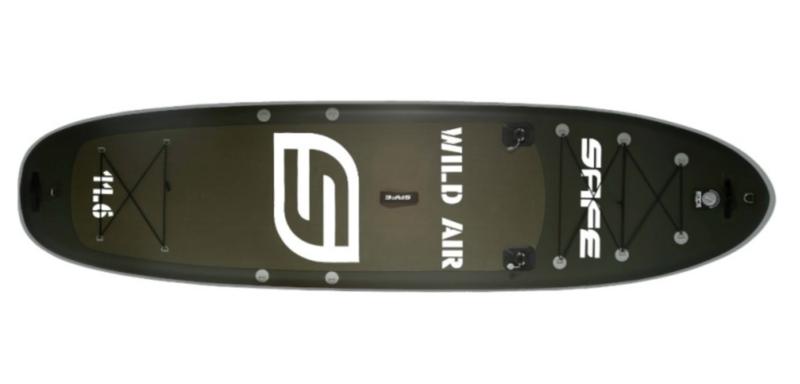 Tavola Sup - WILD AIR 11'6'' - SAFE