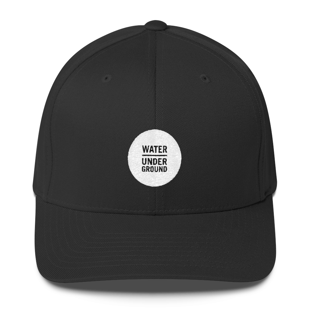 Water Underground Structured Twill Cap