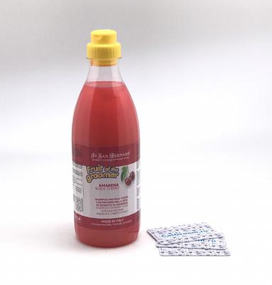 ISB Fruit of the Groomer Black Cherry Шампунь для короткой шерсти с протеинами шелка 1 л