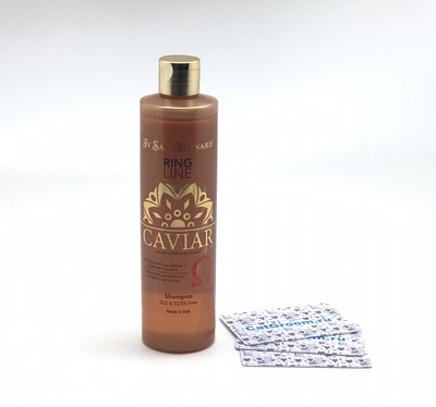 ISB Caviar Шампунь ревитализирующий икорный без лаурилсульфата натрия 300 мл