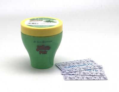 ISB Fruit of the Groomer Mint Восстанавливающая маска для любого типа шерсти с витамином В6 250 мл