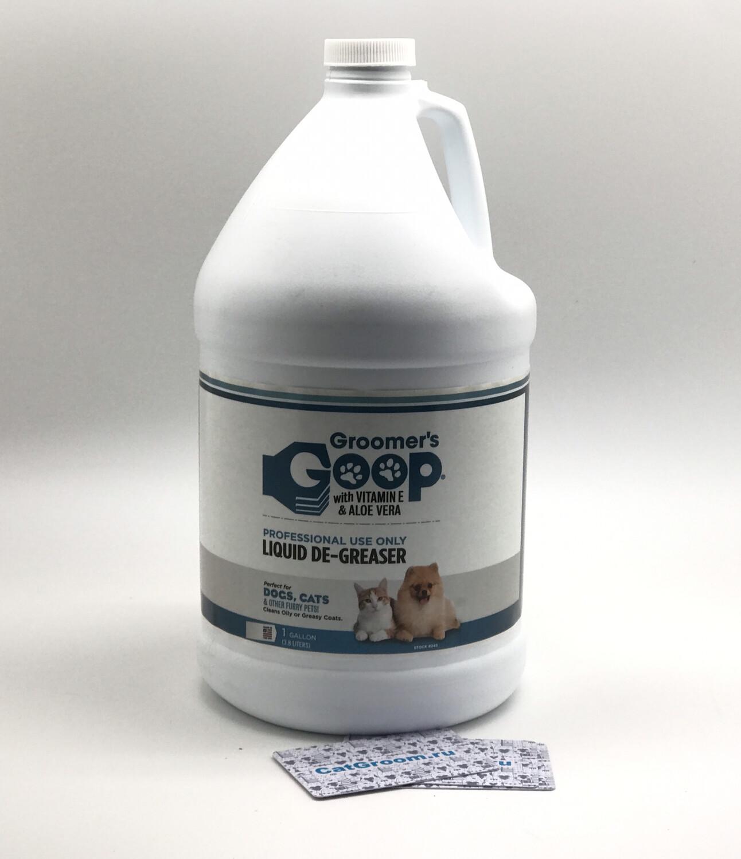 Обезжиривающий гель   Groomer's Goop Liquid галлон 3.8 литра