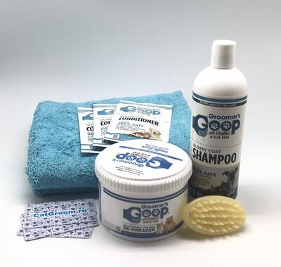 Groomer's Goop набор - Kits + DoggyMan Honey smile mini