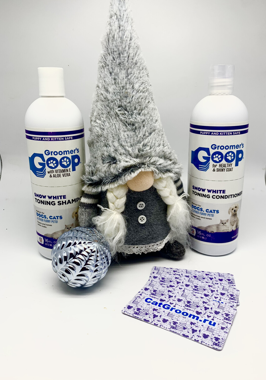 Groomer's Goop набор - Kit Snow White