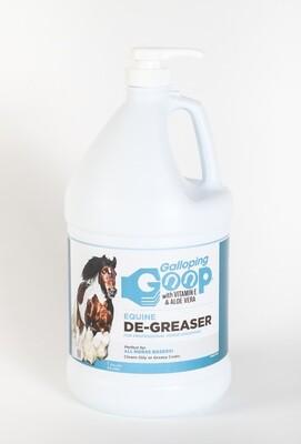 Galloping Goop Equine Degreaser суперочищающий гель для чистки лошадей  галлон  3,8 литра