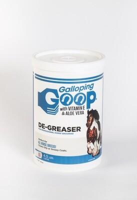 Galloping Goop Equine Degreaser обезжиривающая суперочищающая паста для чистки лошадей 2 кг
