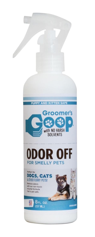 Спрей для удаления запаха с шерсти животных Groomer's Goop 237 мл