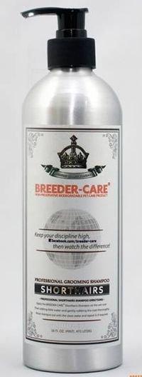 Шампунь для короткой шерсти Breeder Care™ 50 мл