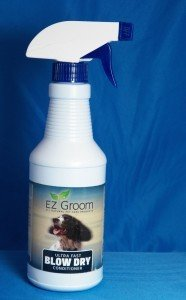 EZ Groom Ultra Fast Blow Dry Conditioner, 500мл
