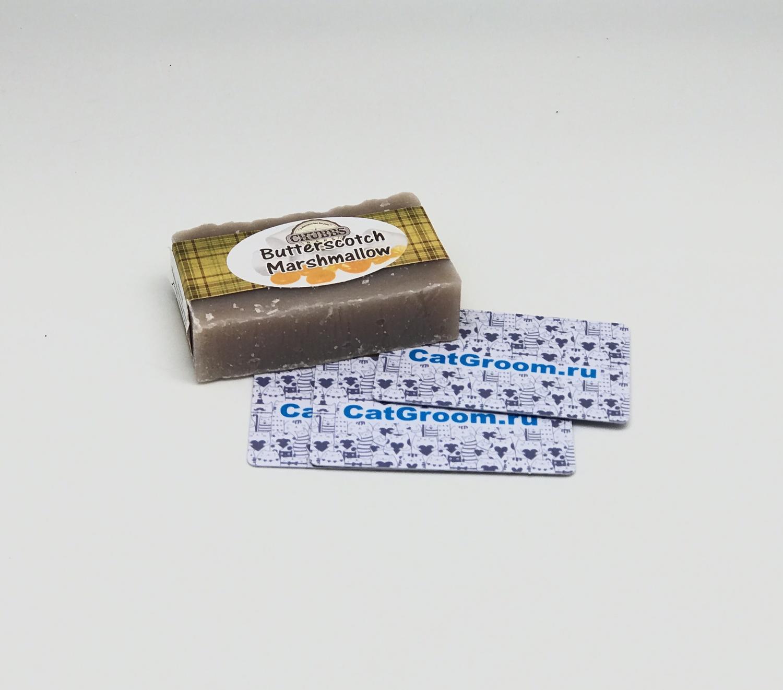 Мыло CHUBBS BARS Butterscotch Marshmallow