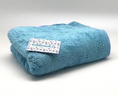 Полотенце из микрофибры МФ280-Магнетта махровое 75x100