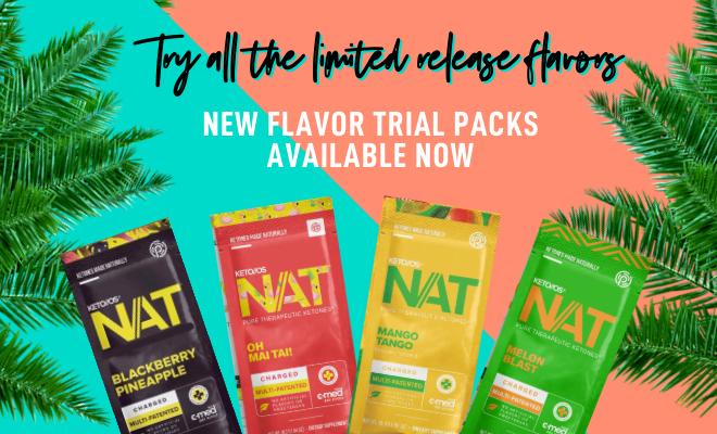 Seasonal Flavor Surprise Taster!