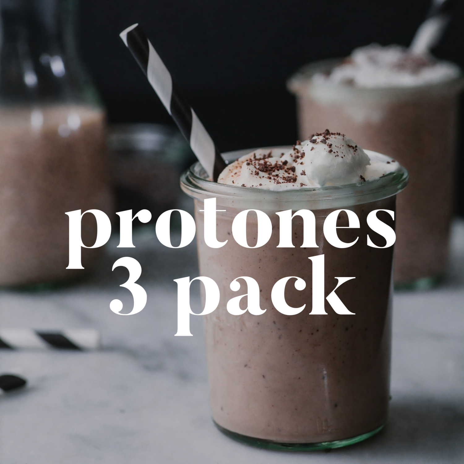 Protones Mix Pack - ONLY ONE 3 PACK PER CUSTOMER