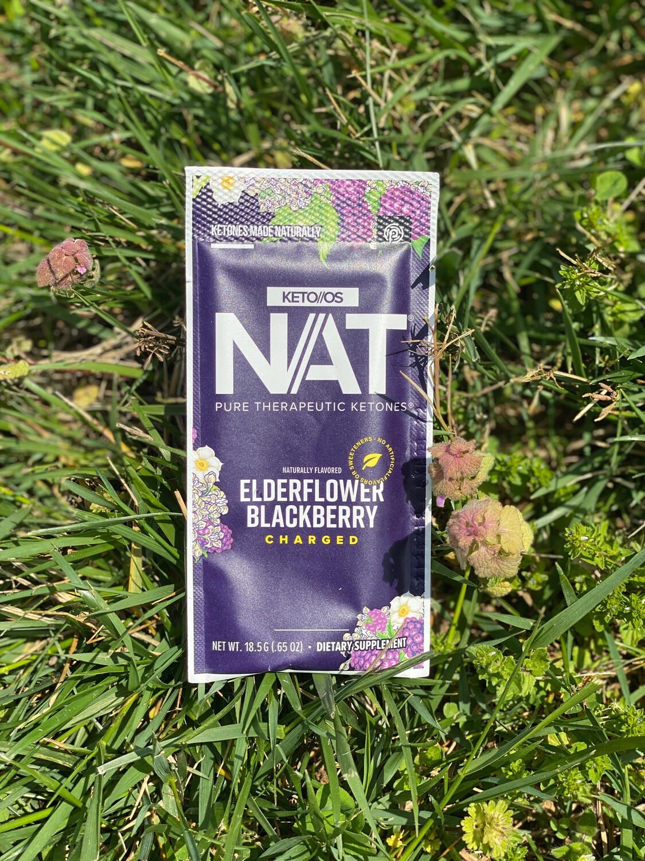 3pk Elderflower Blackberry Taster Trial (Only ONE Per Customer)
