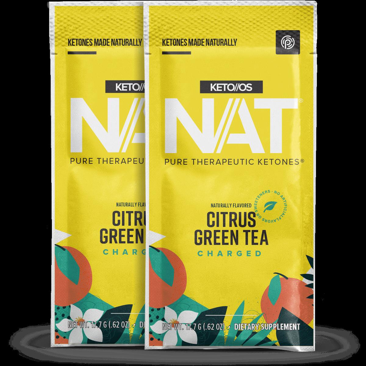(1 Per Customer) CITRUS GREEN TEA 🍊 🍋 3 PACK!