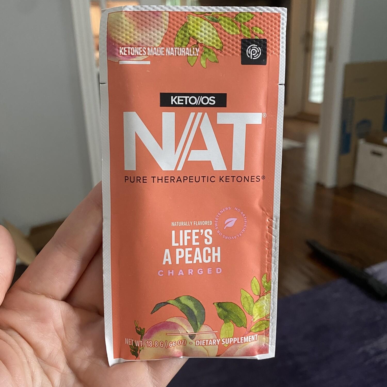 1 Pack Life's a Peach Tea!