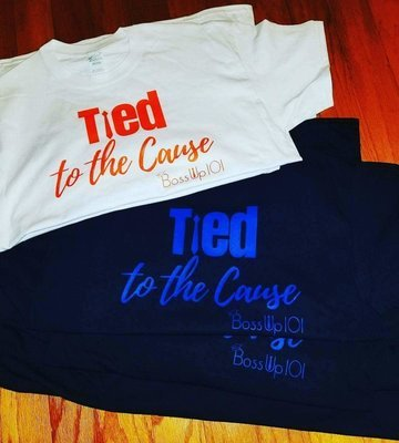 Tied to the Cause Tee