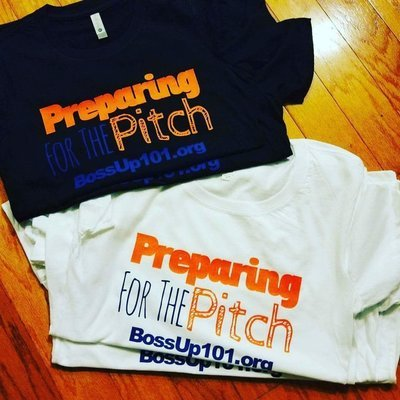 Preparing For The Pitch Tee