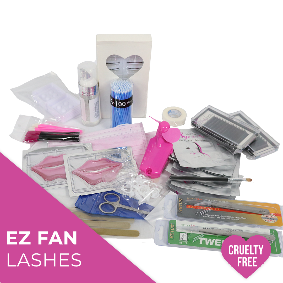 Lash Build-a-Kit (E-Z-Fan)