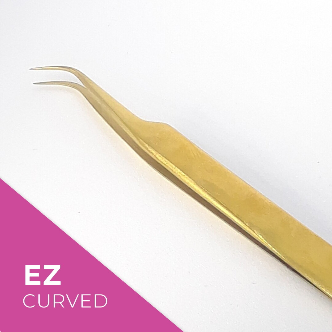 EZ Curved Tweezers