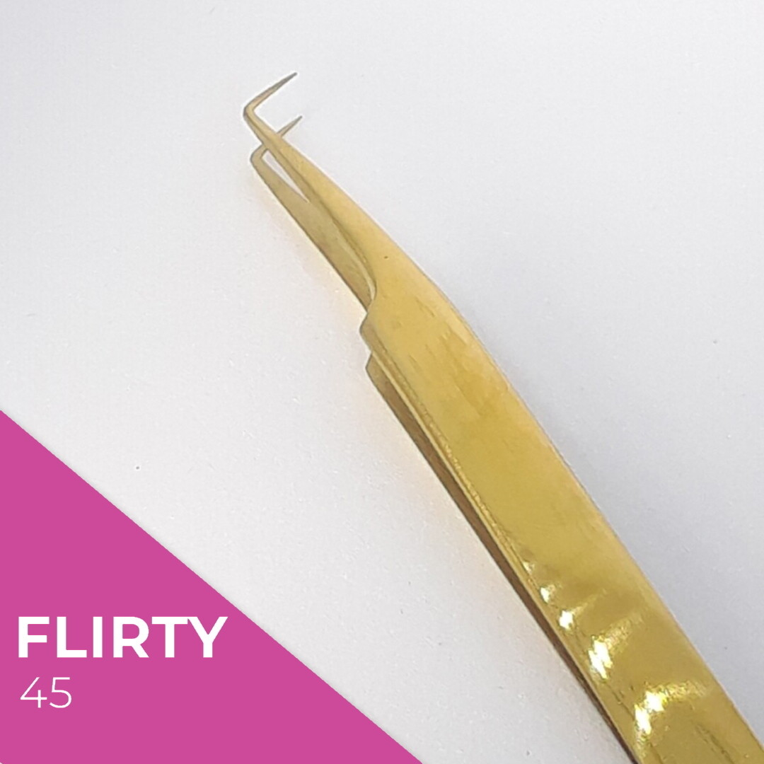 Flirty 45 Tweezers