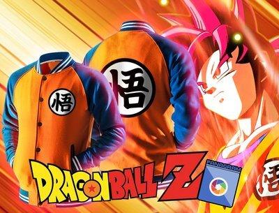 Dragon Ball Z Jacket Son Goku