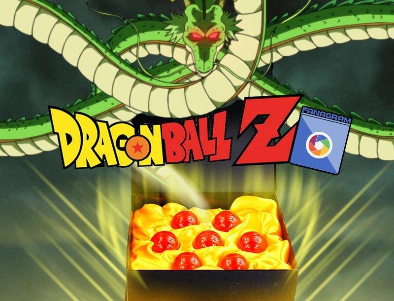 Dragon Ball Z - All 7 star dragon balls complete set