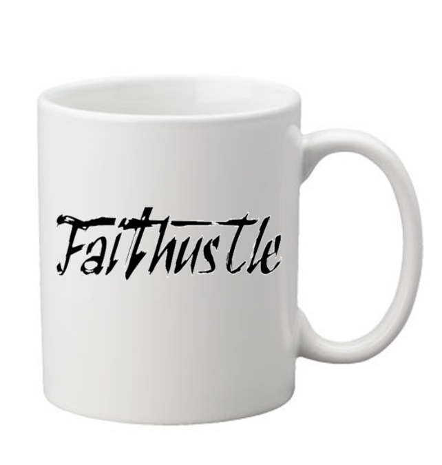 Faithustle Coffee Mug