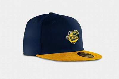 EKEB Gear™ - Cap Navy-Gold