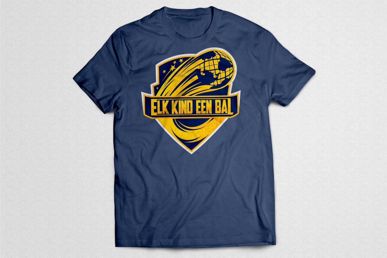 "EKEB Gear™ - T-shirt ""Logo"" - Navy"
