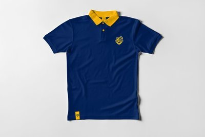 EKEB Gear™ - Polo - Navy Gold