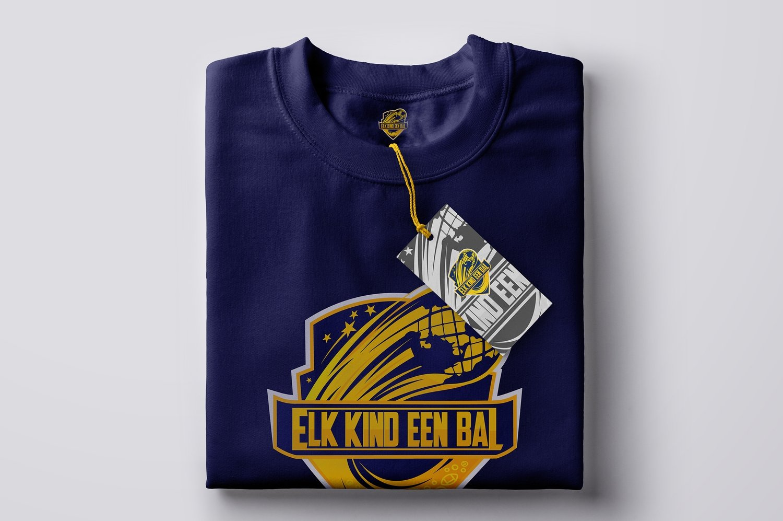 "EKEB Gear™ - Sweater ""Logo"" - Navy"