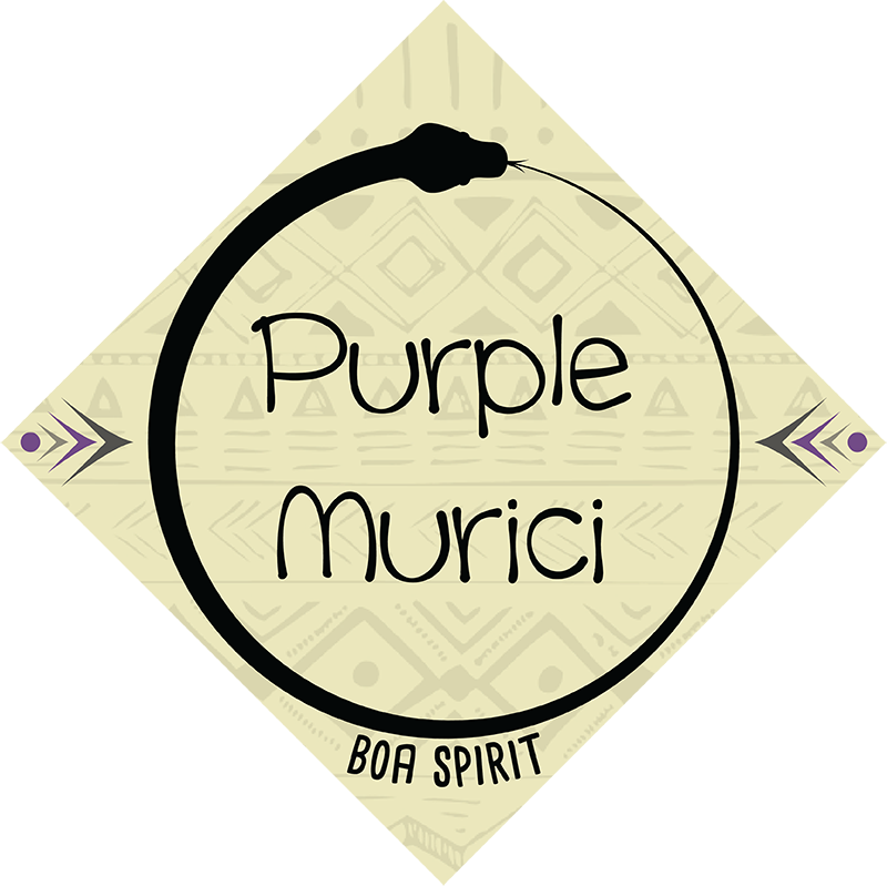 Purple Murici Sacred Snuff