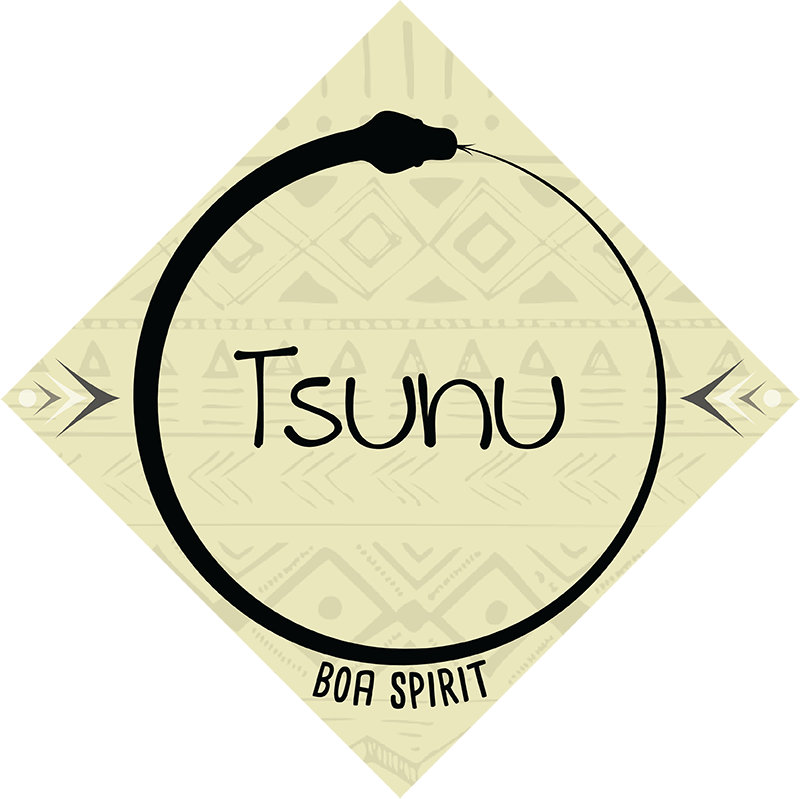 White Tsunu Sacred Snuff