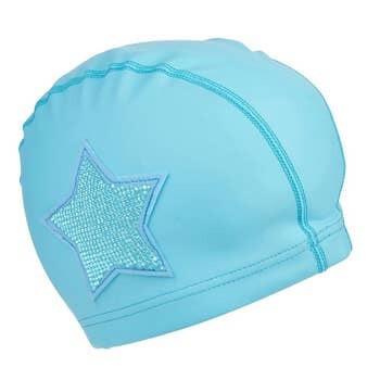 Bling2o Lagoon Star Swim Cap