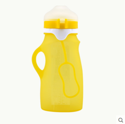 Haakaa Silicone Squeeze Bottle 9 oz