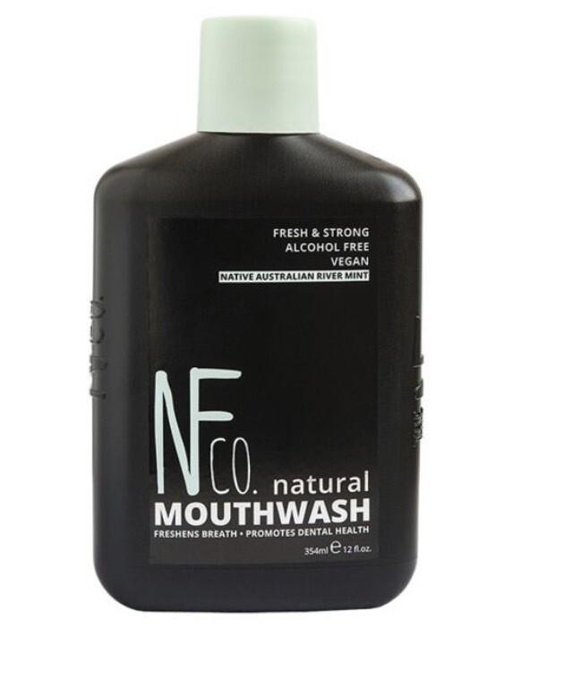 Natural Family Co Natural Mouthwash