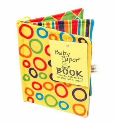 Baby Paper Book