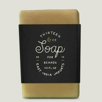 East India Imports Beard Soap