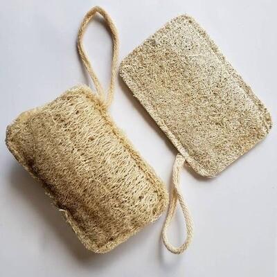 Ethel Clark Natural Loofah Sponge