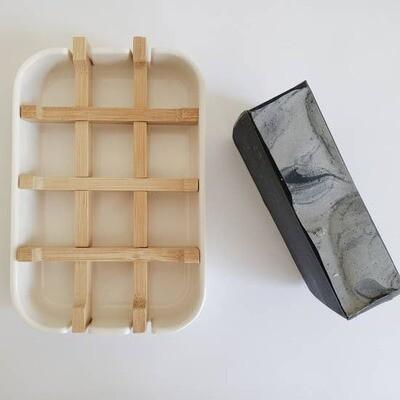 Ethel Clark Zero Waste Soap Dish - Compostable Soap Dish