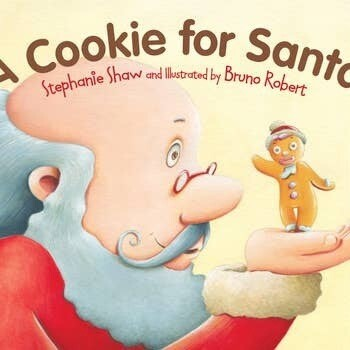 A Cookie For Santa