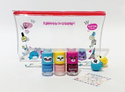 Suyon Lovely Kids Nail Polish Gift Set