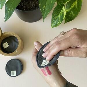 Bamboo Charcoal Facial Rounds Starter Kit