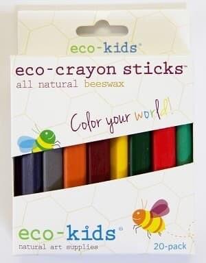 Eco-Kids Eco-Crayons Sticks