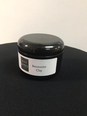 Black Licorice Bentonite Clay