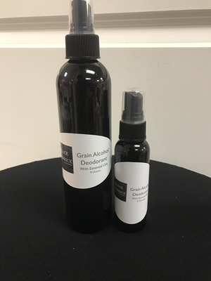 Black Licorice Natural Sanitizer & Deodorant